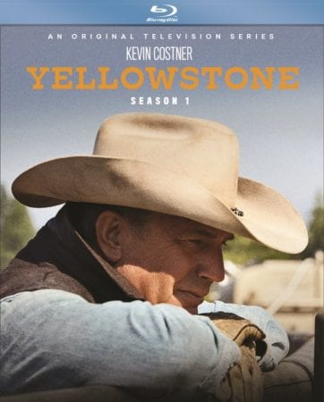 """YELLOWSTONE"" Season One arrives on Blu-ray & DVD December 4th 5"