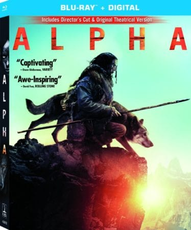 A Stunning Tale of Survival, ALPHA Comes to Digital 10/30 and on Blu-ray & DVD 11/13 1