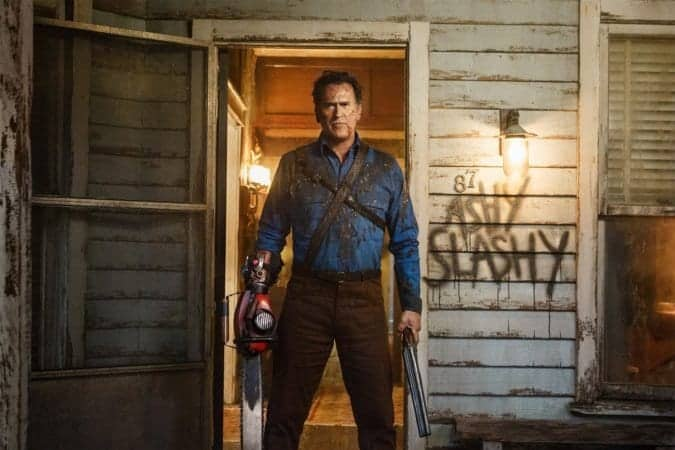 Ash vs. Evil Dead gets a complete collection in time for Halloween 14