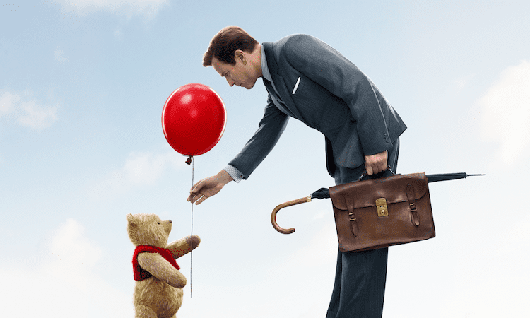 Disney's CHRISTOPHER ROBIN Comes Home on Digital and Blu-ray 11/6! 4