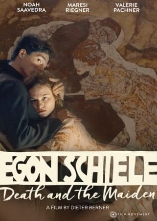 Egon Schiele is immortalized in Death and the Maiden 12