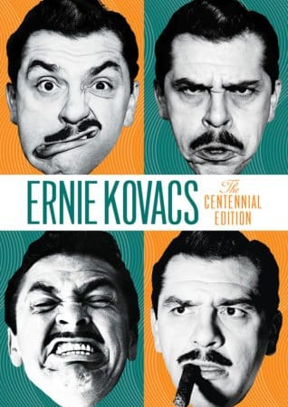 On 11/13, Join Shout! Factory to Celebrate the 100th Birthday of Television's Original Genius with ERNIE KOVACS: THE CENTENNIAL EDITION 5