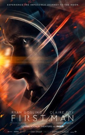 Universal Pictures & Regal Offer Free Tickets to First Man 1