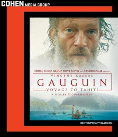 GAUGUIN: VOYAGE TO TAHITI Comes to DVD and Blu-ray on November 6th 1