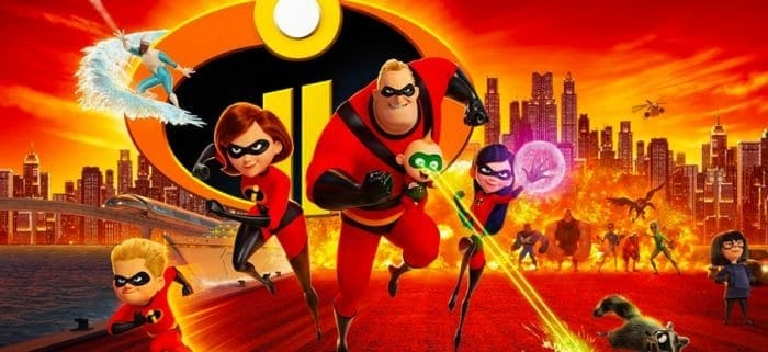 Disney Pixar's Incredibles 2 Arrives Digitally Oct. 23 and on Blu-ray Nov. 6 6