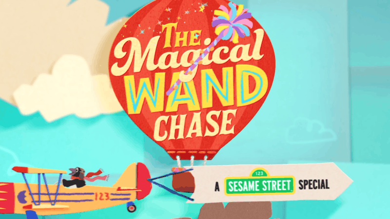 Sesame Street: The Magical Wand Chase 6
