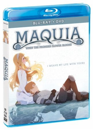 Maquia is coming to Blu-ray from Shout Factory! 1