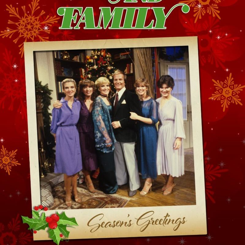 MPI Announces the Release of PAT BOONE AND FAMILY: CHRISTMAS & THANKSGIVING SPECIALS