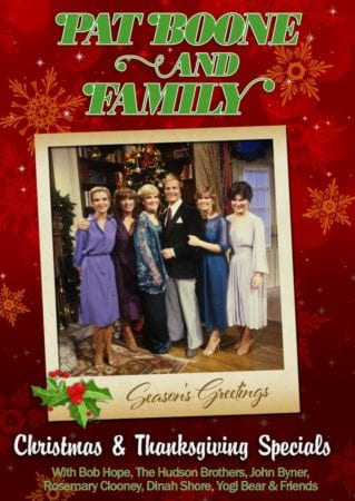 MPI Announces the Release of PAT BOONE AND FAMILY: CHRISTMAS & THANKSGIVING SPECIALS 7