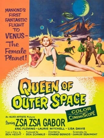 Queen of Outer Space 6