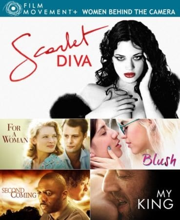Asia Argento's Controversial SCARLET DIVA Makes its Streaming Debut on 10/26 as SVOD Service FILM MOVEMENT PLUS Continues to Celebrate WOMEN BEHIND THE CAMERA 1
