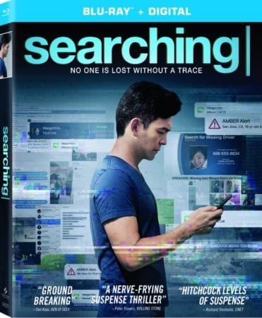 John Cho & Debra Messing Star in the Hyper-Modern Thriller SEARCHING, Available on Digital 11/13 and Blu-ray & DVD 11/17 7