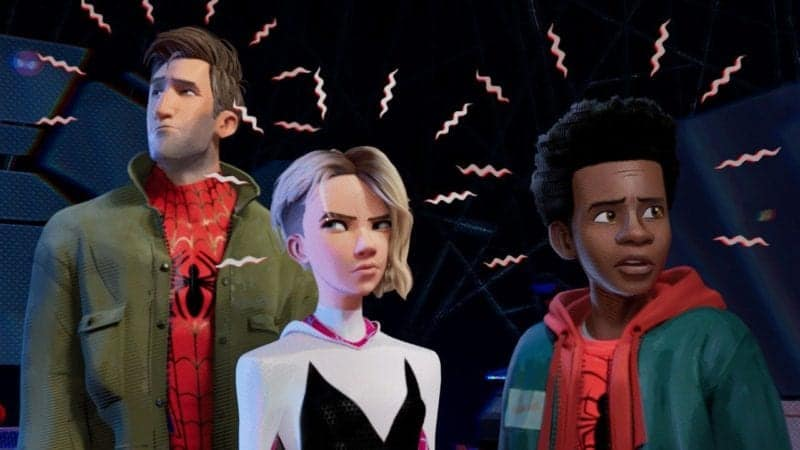 Spider-Man: Into The Spider-Verse (2018) 11