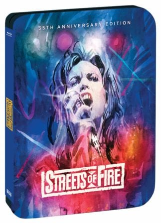 'Streets of Fire,' 'Bill & Ted's Bogus Journey' Steelbooks Out November 20 from Shout! Factory 1