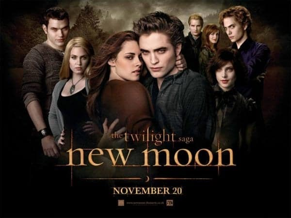 The Twilight Saga: New Moon (Extended Edition) 4