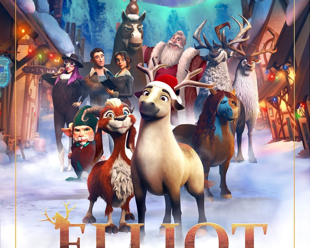 ELLIOT: THE LITTLEST REINDEER! gets a new trailer and poster