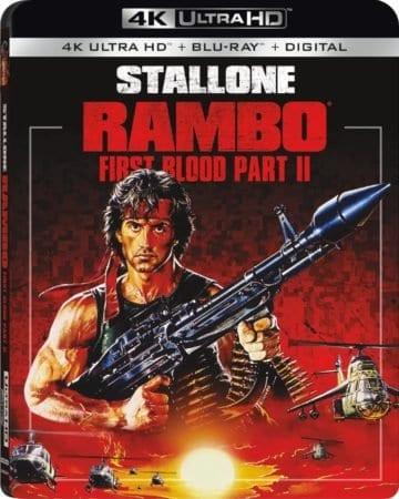 Rambo: First Blood Part II (4K Ultra HD) 5