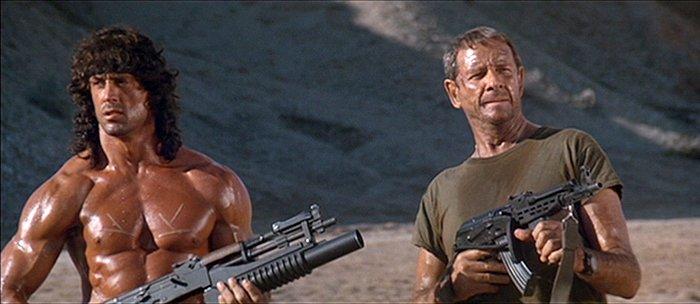 Rambo III (4K Ultra HD)