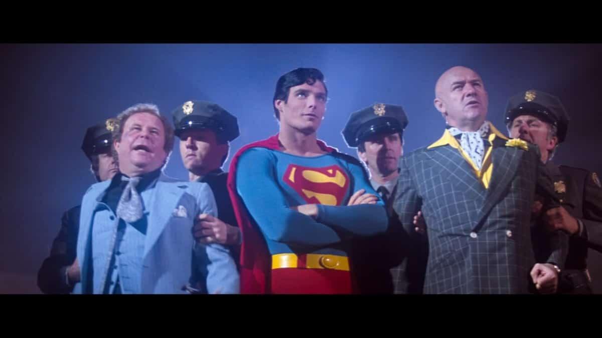 Superman 4K outro