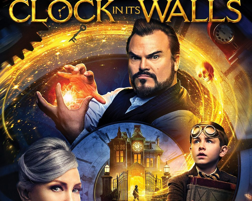 The House With a Clock in Its Walls Arrives on Digital November 27 2018 4K Ultra HD, Blu-Ray and DVD December 18, 2018