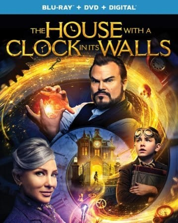 The House With a Clock in Its Walls Arrives on Digital November 27 2018 4K Ultra HD, Blu-Ray and DVD December 18, 2018 5