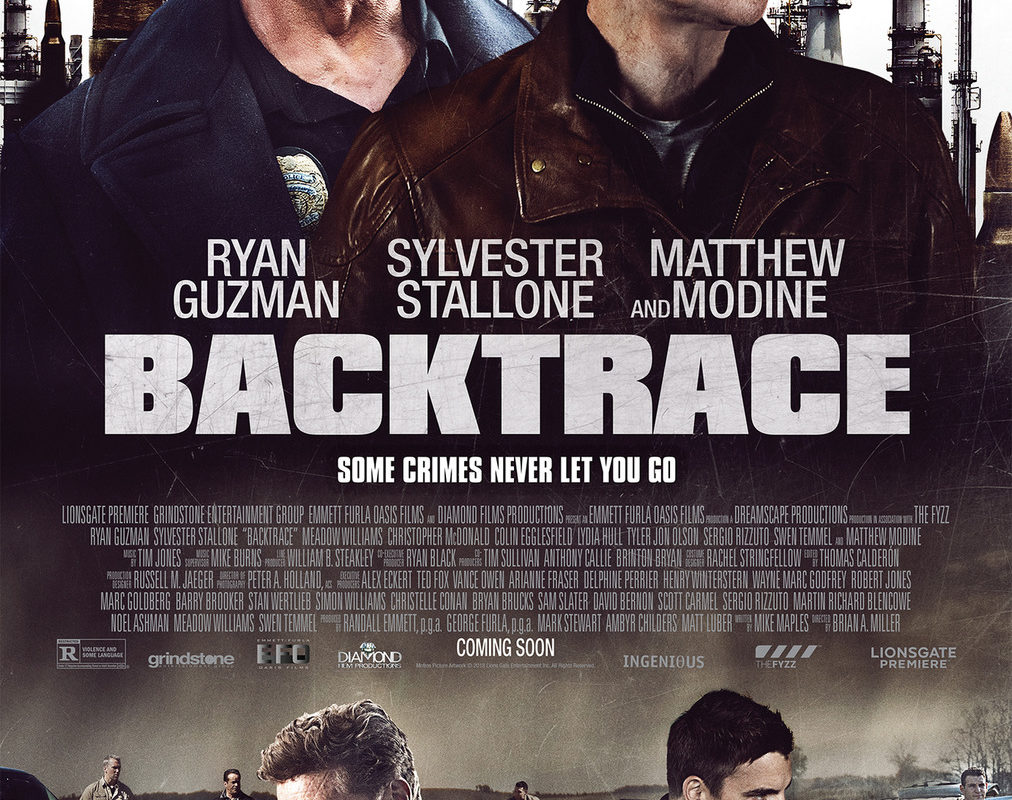 Backtrace lands a new trailer.