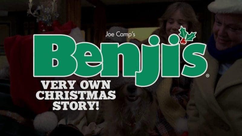 Benji's Very Own Christmas Story 1