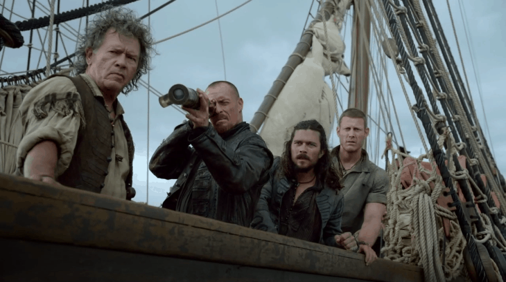 Black Sails: The Complete Collection 5