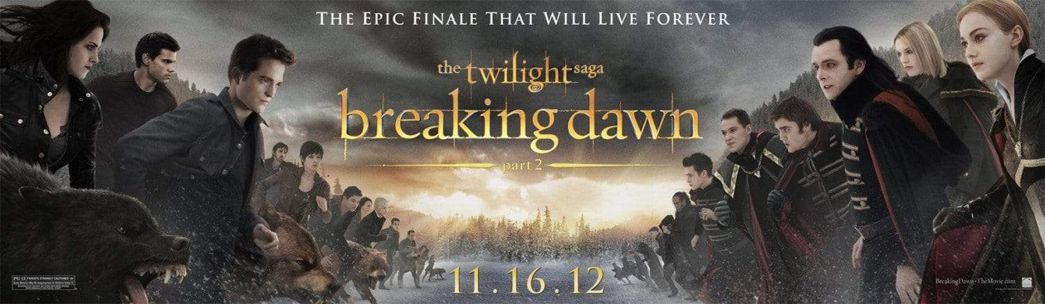 The Twilight Saga: Breaking Dawn Part 2 1