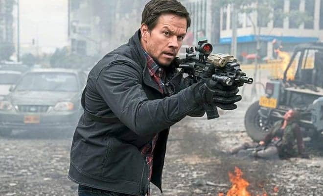 Enter to win a Blu-ray copy of Mile 22