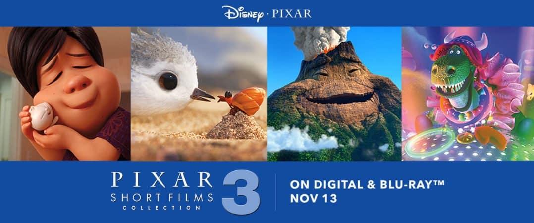 Pixar Short Films