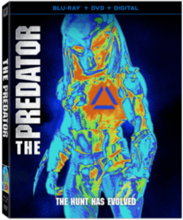 The Predator Arrives on Digital, 4K Ultra HD, Blu-ray and DVD December 18