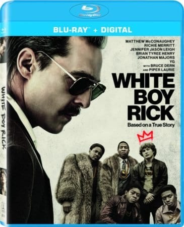 WHITE BOY RICK Starring Academy Award Winner Matthew McConaughey Comes to Digital 12/11 & Blu-ray & DVD 12/25 22