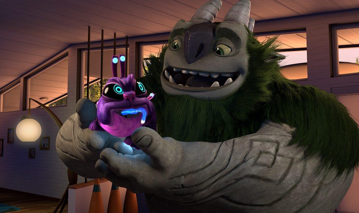 DreamWorks 3Below: Tales of Arcadia Is Premiering December 21st Only On Netflix