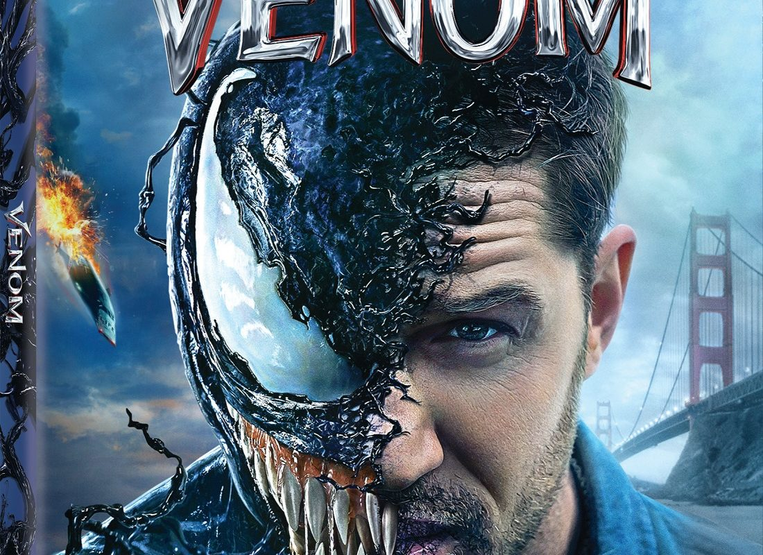 VENOM Debuts on Digital 12/11 and 4K, Blu-ray & DVD 12/18