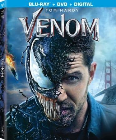 VENOM Debuts on Digital 12/11 and 4K, Blu-ray & DVD 12/18 3