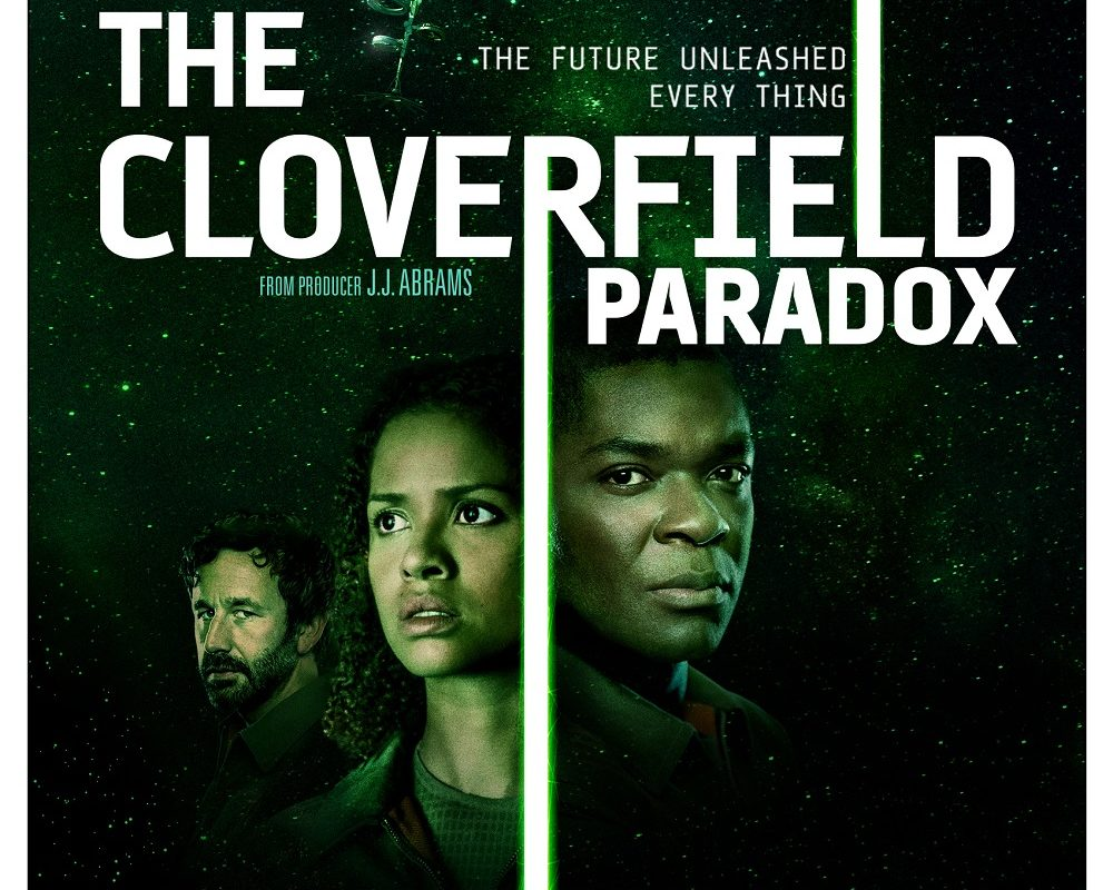 THE CLOVERFIELD PARADOX arrives on Blu-ray & DVD February 5th