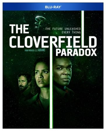 THE CLOVERFIELD PARADOX arrives on Blu-ray & DVD February 5th 5