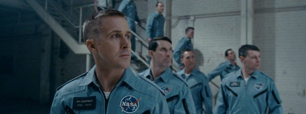 "Ryan Gosling and Claire Foy Star in ""First Man,"" Available on Digital 1/8 and 4K Ultra HD, Blu-ray and DVD 1/22 1"