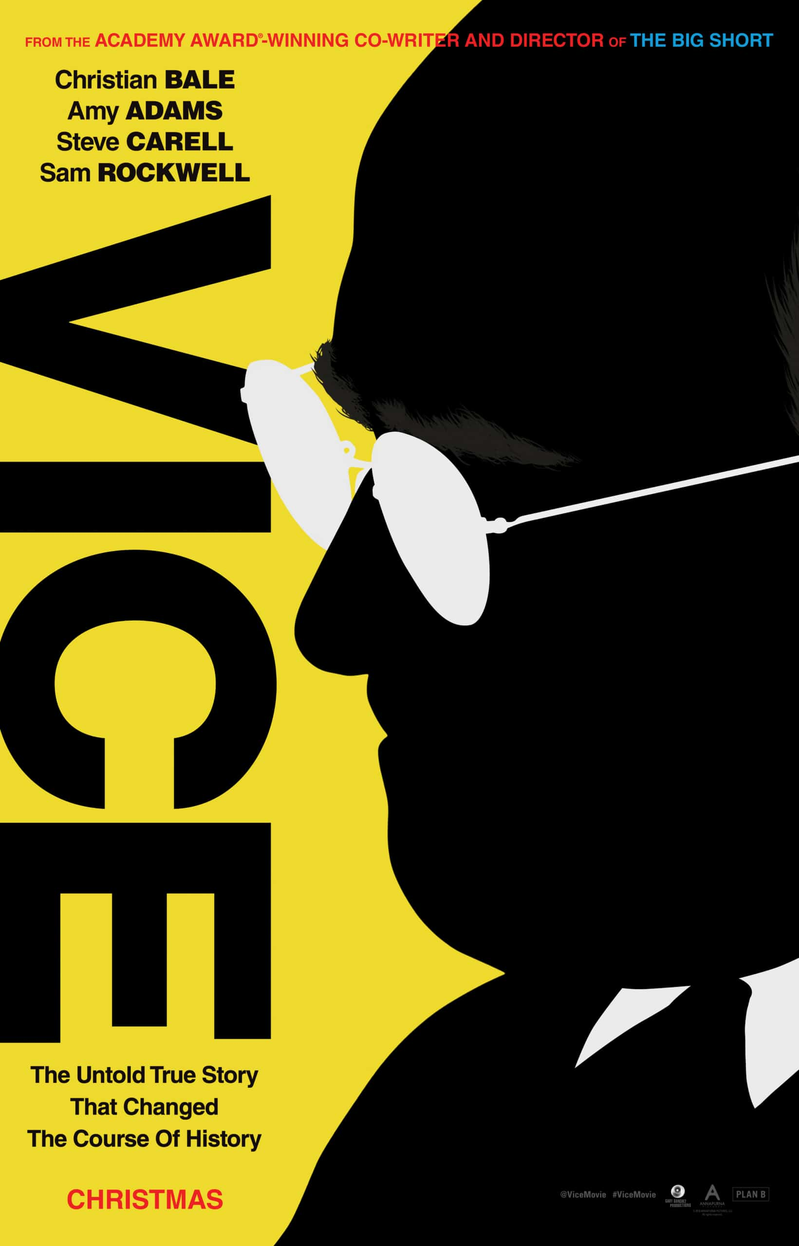 Vice full size high res poster December 2018 release