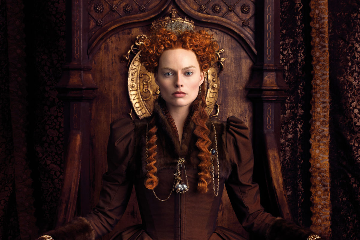 Mary Queen of Scots (2018) review