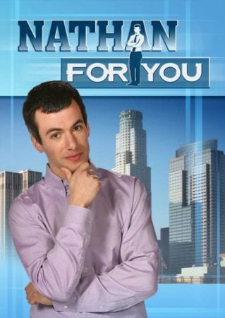 Enter to win a DVD copy of Nathan For You: The Complete Series 11