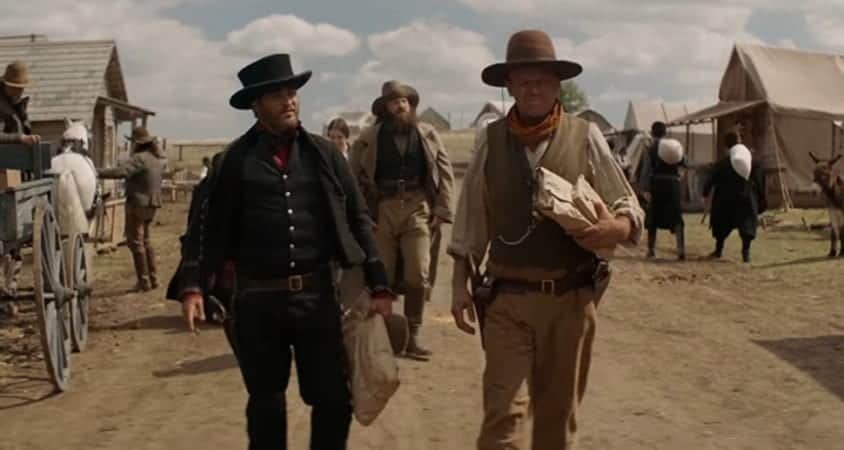 The Sisters Brothers Available on Digital January 22 and on Blu-ray & DVD February 5