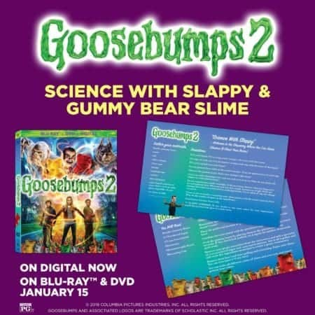 Goosebumps 2 is coming! Here is literally everything SONY saw fit to have posted. 14