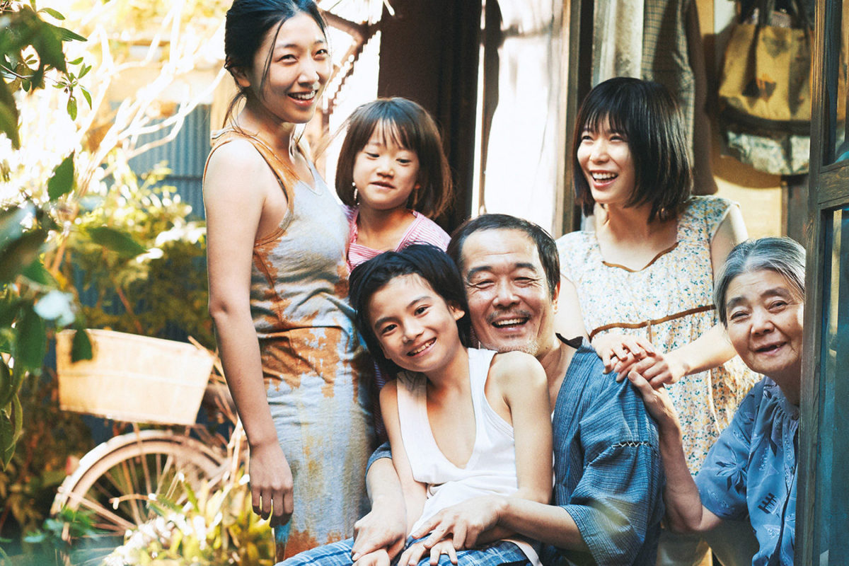 Shoplifters review: Japanese Shoplifting Done Right