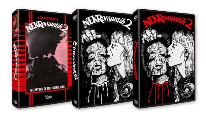 Home Video News: Nekromantik 2, Street Fighter Collection, Holmes, Beale Street & more! 13