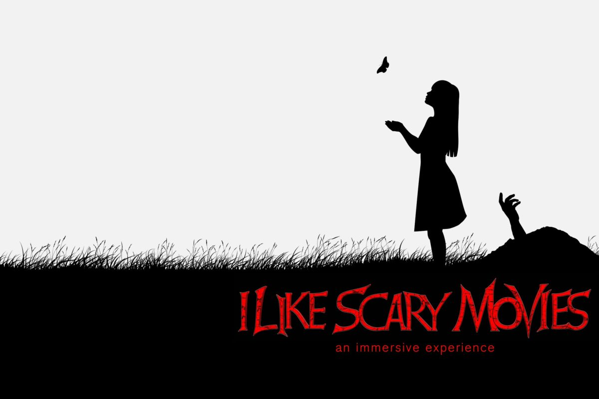 I Like Scary Movies: Interactive Art Installation