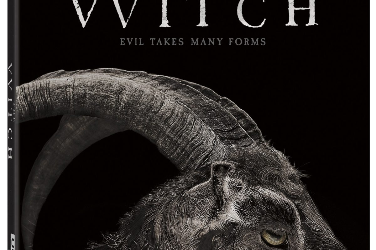 The Witch arrives on 4K Ultra HD™ Combo Pack (Plus Blu-ray™ and Digital) 4/23
