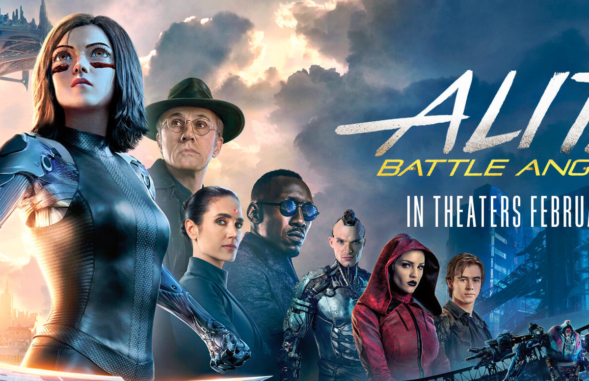 Alita: Battle Angel (2019) + A Word on 4DX