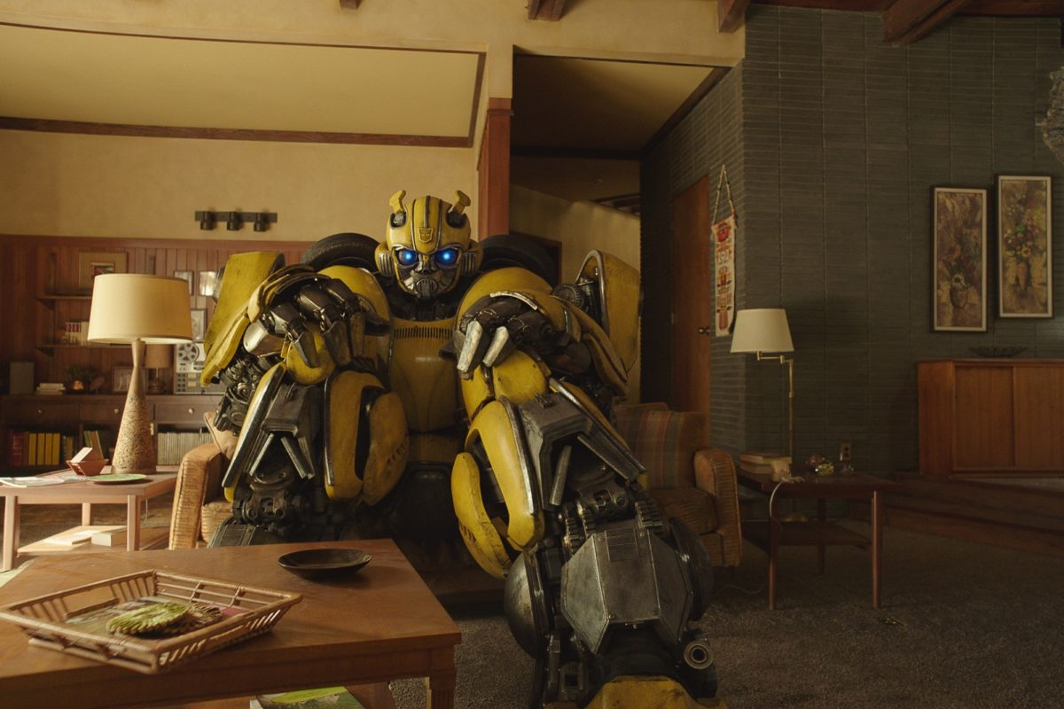 BUMBLEBEE arrives on Digital March 19th and on 4K Ultra HD, Blu-ray & DVD April 2nd
